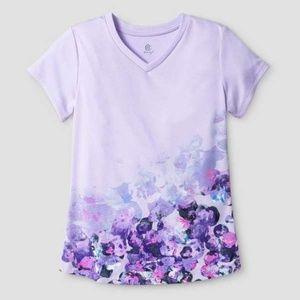 Champion Shirts & Tops - Champion S9613 Girls Graphic T-Shirt Lilac Purple
